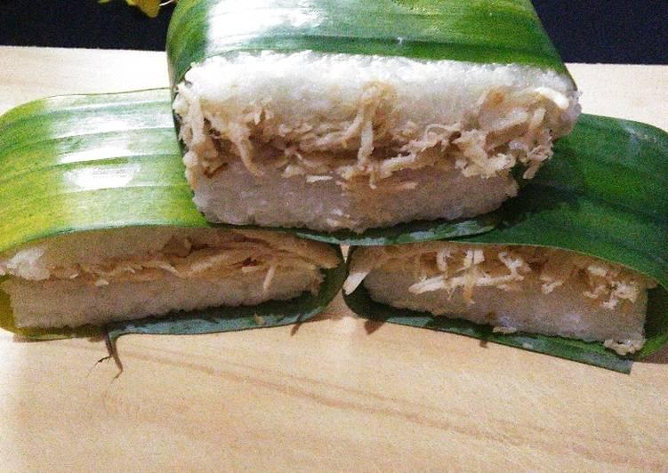 Resep Lemper Ayam Lumer Oleh Amalia Saras Cookpad