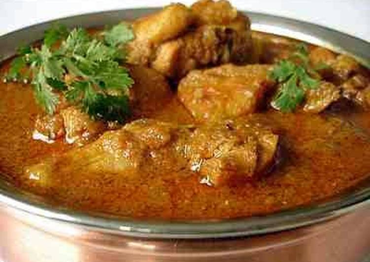 Recipe of Quick THE best chicken curry