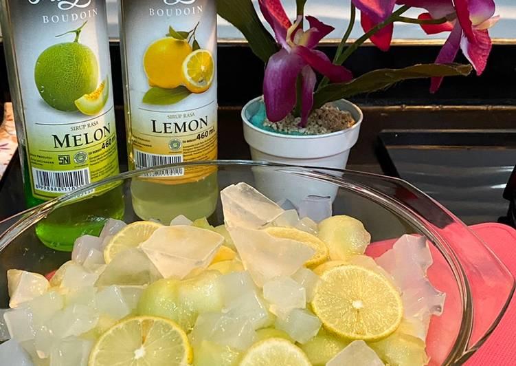 Es Lemon Melon