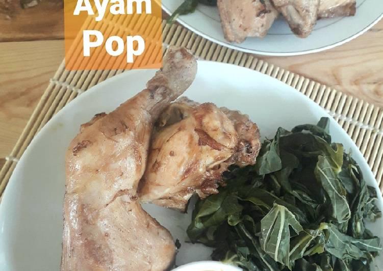 Ayam Pop ala RM Padang