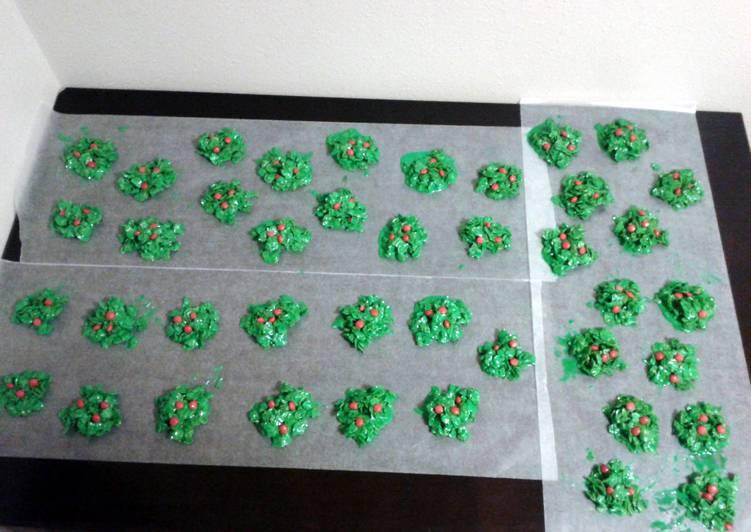Recipe: Tasty Christmas Wreaths