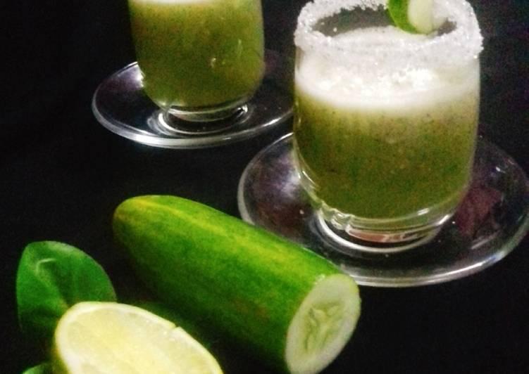 Diet Cucumber Drink