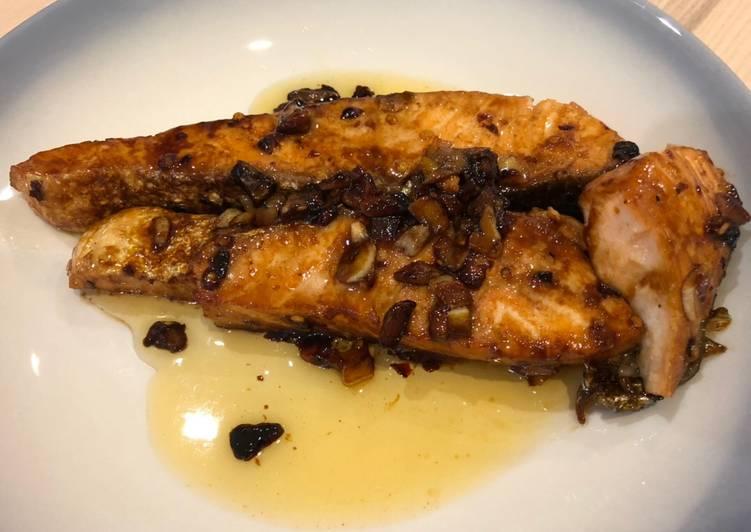 Simple Way to Make Perfect Salmon teriyaki