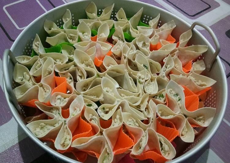 Siomay tuna ayam - cookandrecipe.com