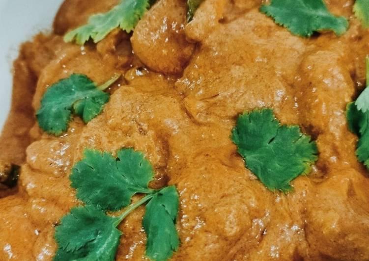 Resepi Chicken Tikka Masala (Ayam Tikka Masala) - velavinkabakery.com