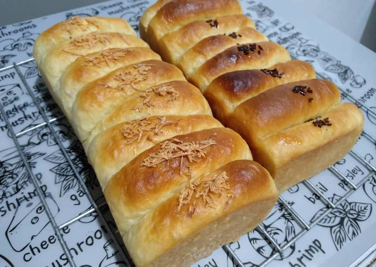 Eggless choco and cheese shokupan japanese milk bread