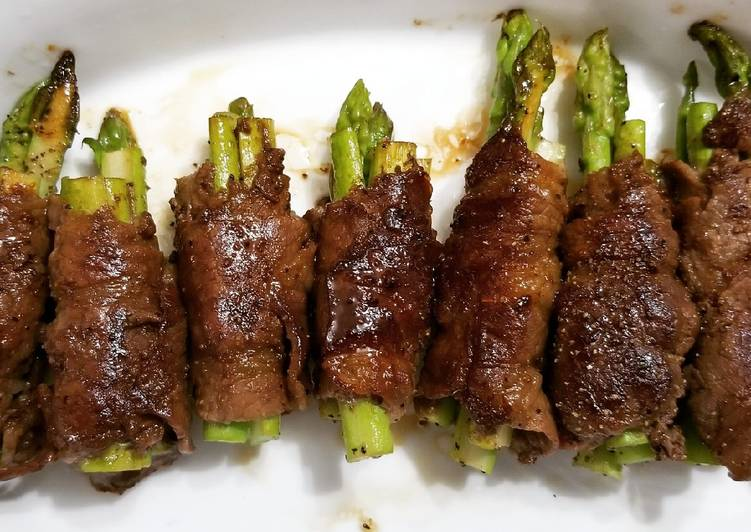 Beef Roll Asparagus, Heart Friendly Foods You Must Eat