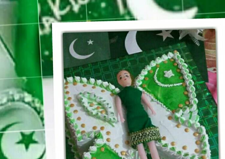 Butterfly cake specially 14th Azadi independence day motivation