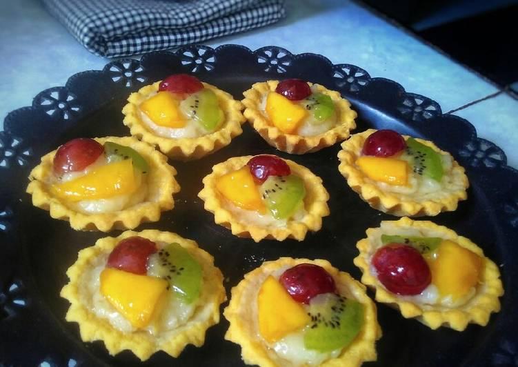 Resep Pie buah Top