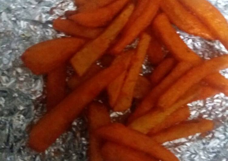 The Best Dinner Easy Special French fries