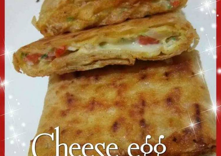 Step-by-Step Guide to Make Speedy Cheesee paratha