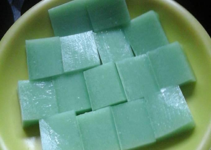 puding jelli melon