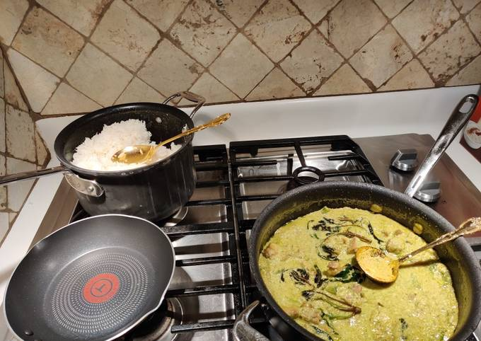 Step-by-Step Guide to Make Jamie Oliver Thai Coconut Chicken Curry