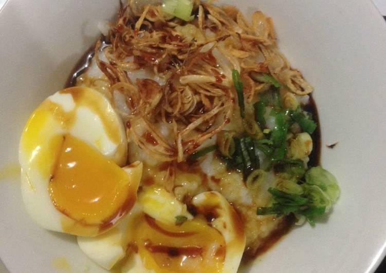 Resep Bubur ayam mudah, cepat,enak dan bergiZi bisa buat sarapan balita Paling Joss