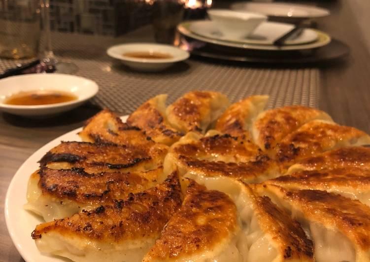Ricetta Gyoza Ravioli Giapponesi.Ricetta Gyoza Ravioli Giapponesi Di Makiko Tanaka Cookpad