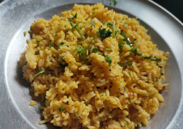 Recipe of Perfect Masala rice