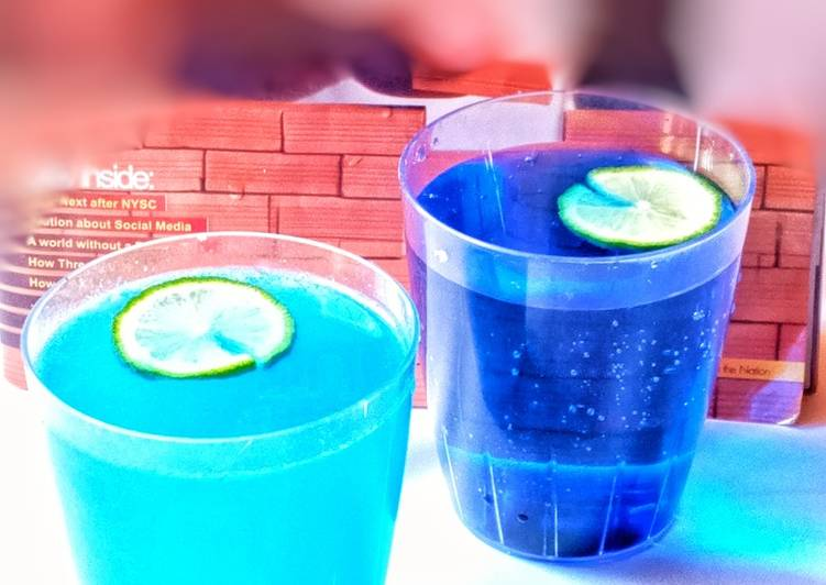 Easiest Way to Make Delicious Blue moon drink