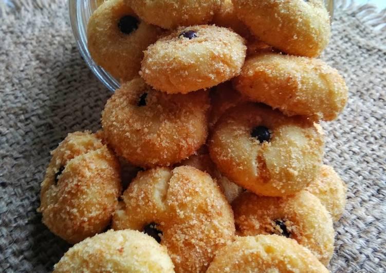 Monde cookies eggless