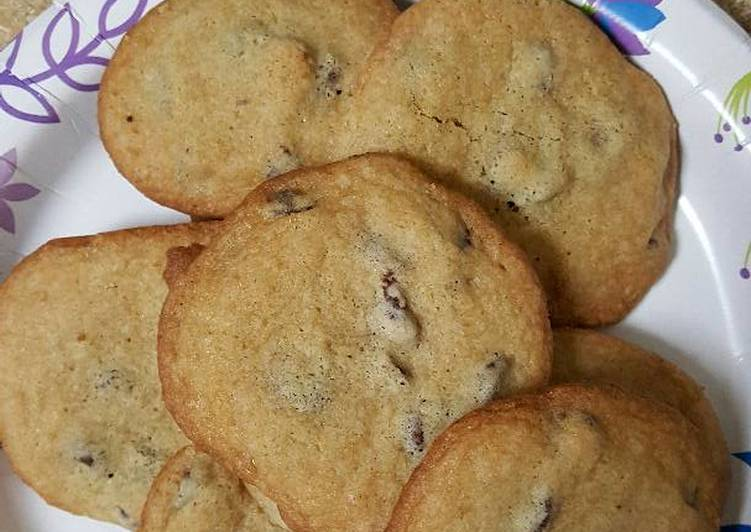 PoohTheDude's Chewy Chocolate Chip Cookies