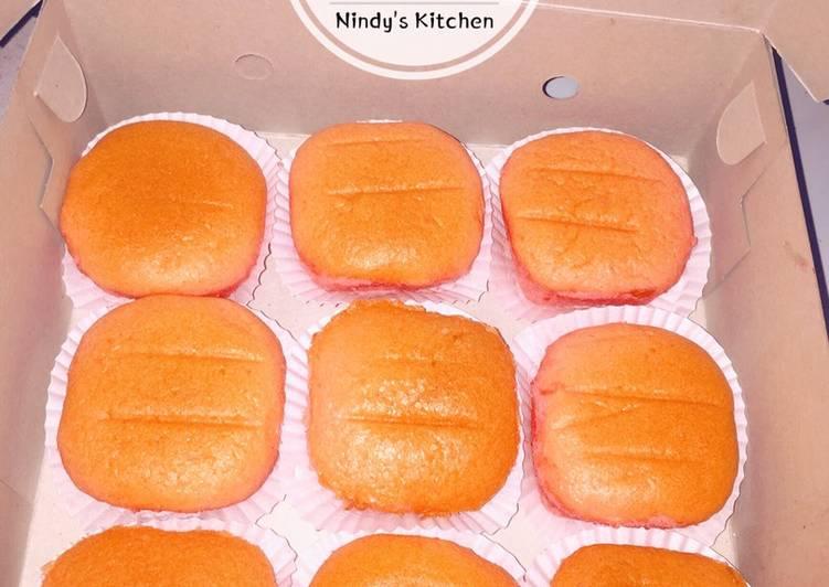 Mini Ogura Cake With Filling