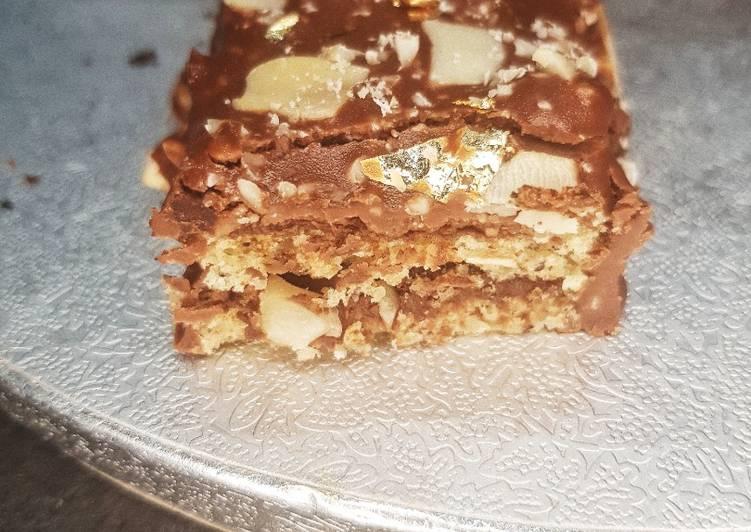 Recette Parfait Petits gâteaux chocolaté