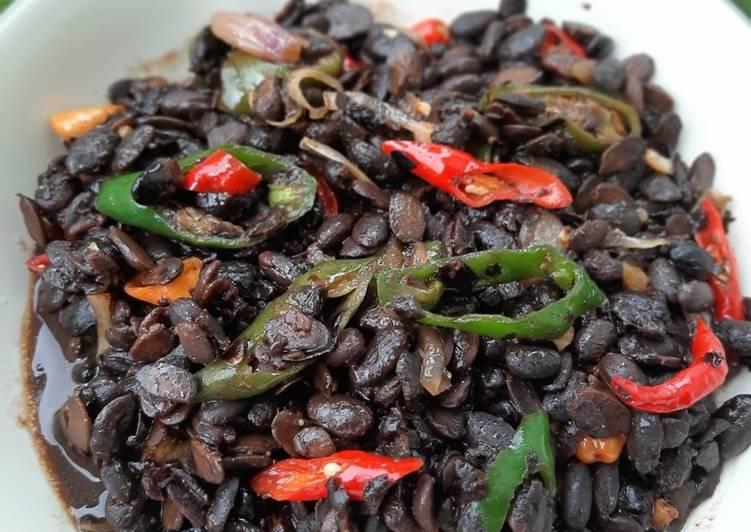 Resep Tumis Ampas Kecap Oleh Anis Qaias Kitchen Cookpad