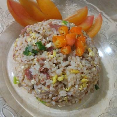 Resep Nasi Goreng Kornet Oleh Elia Ile Cookpad