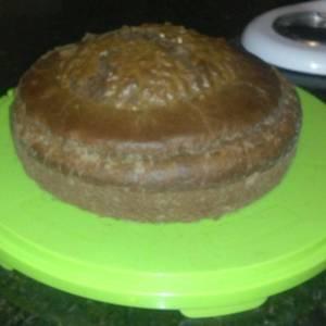 Torta de chocolate, sin harina, sin azúcar, sin mantequilla. (Libre de Gluten)