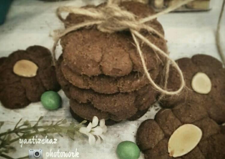Kue Kering Coklat #cookies