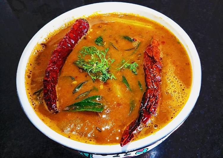 South Indian Sambar Recipe Recipe by Sunita Sahu - Cookpad Kenya