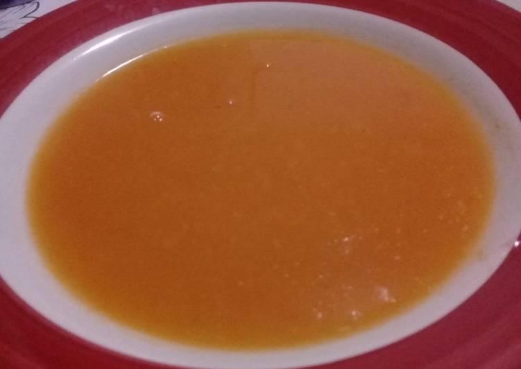 Sopa de tomate🍅