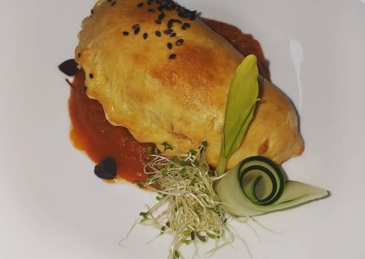 Empanada horneada