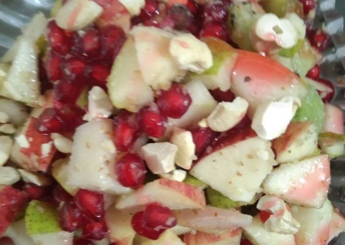 Easiest Way to Cook Perfect Mix fruit salad