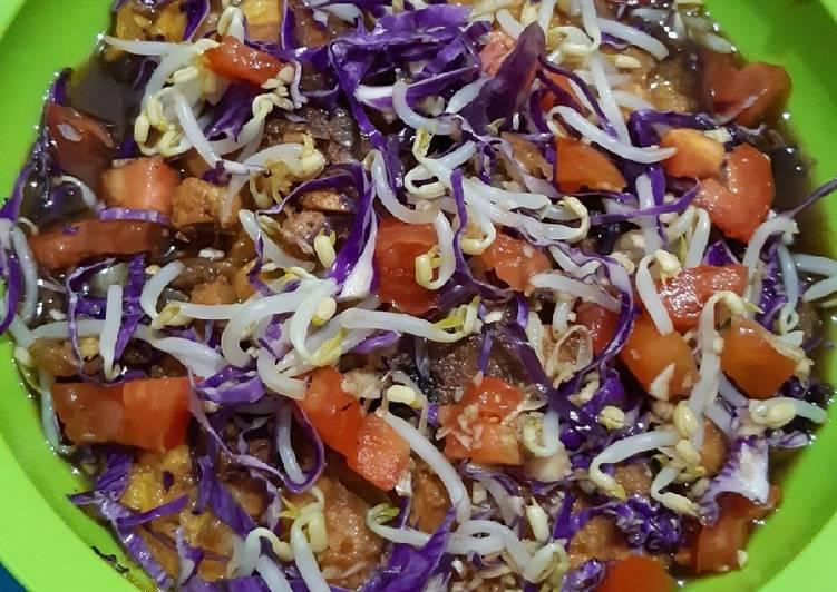 Tahu Telor Surabaya (Diet)