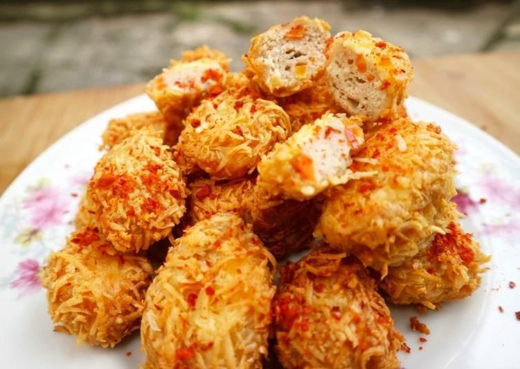 Resep Nugget Ayam Crispy Debm Oleh Robert Hendrik Liembono Cookpad