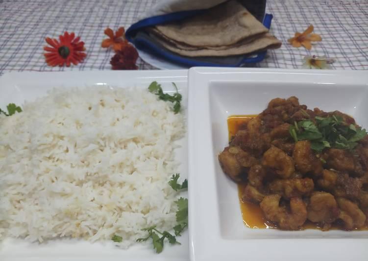 Recipe of Ultimate Prawn masala