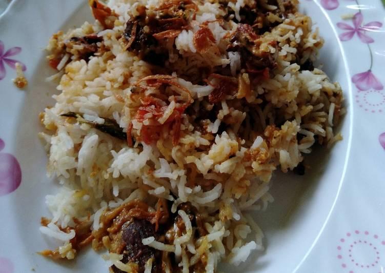 Nasi briyani majiccom