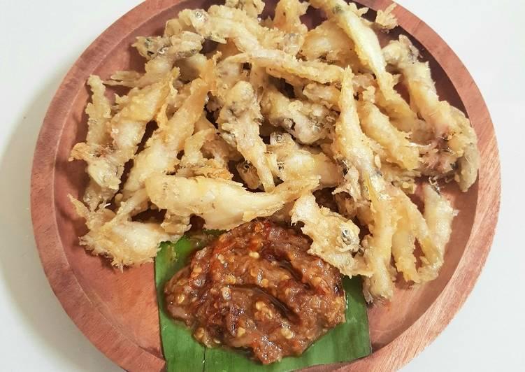 Resep Wader Goreng Crispy Oleh Rindu Cookpad