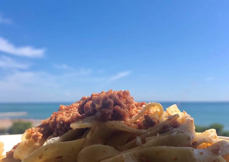 Recipe: Tasty Lasagne fatte in casa al ragù