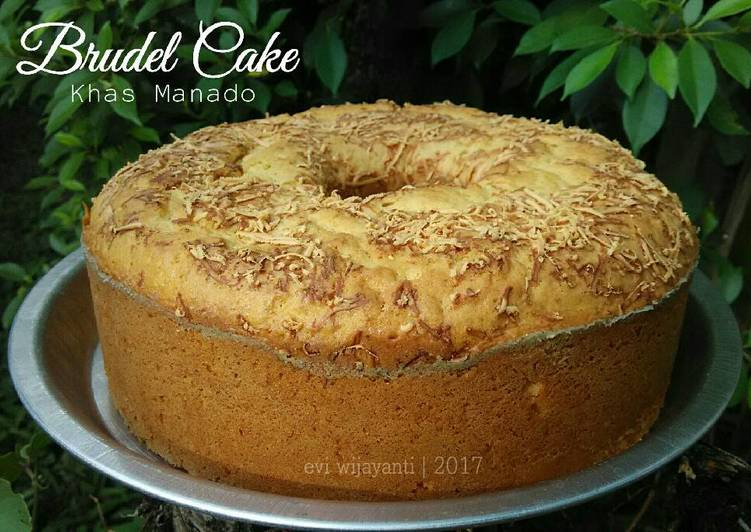 Resep Brudel Cake Oleh Evi Wijayanti Cookpad