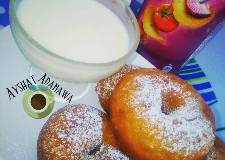 Recipe of Perfect Coconut milk drink