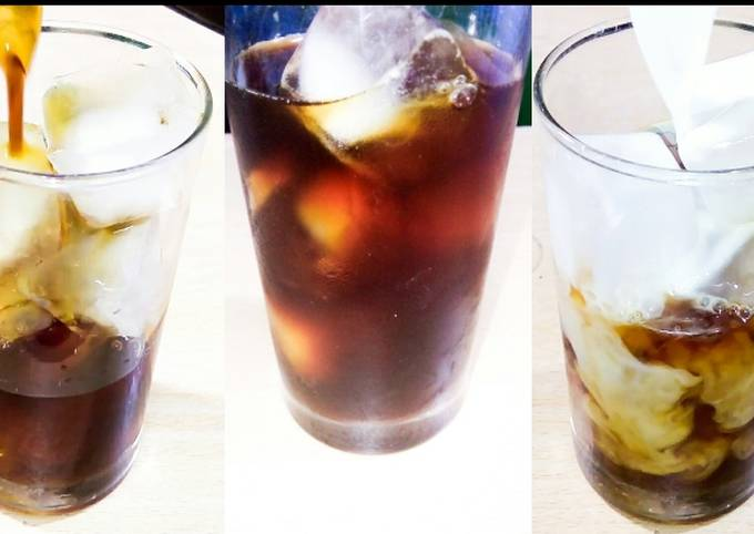 Cold Brew Coffee a.k.a Kopi Seduh Dingin