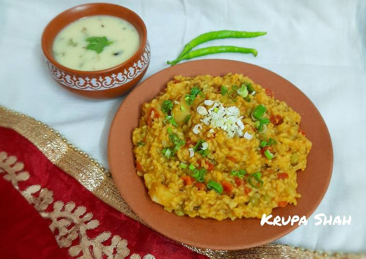 Step-by-Step Guide to Prepare Quick Masala Khichdi
