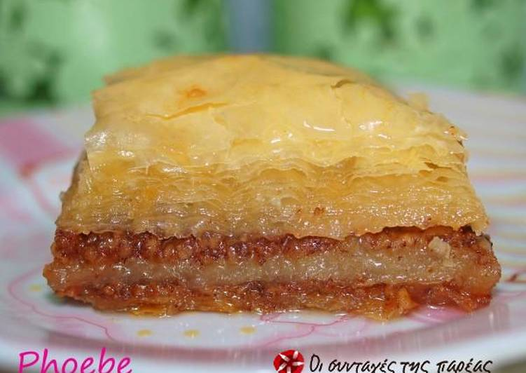 Easiest Way to Prepare Perfect Baklava 2