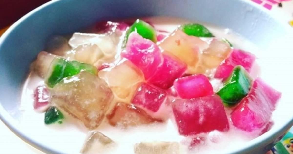 Resep Bubur Pacar Cina oleh Sherli Amalia - Cookpad