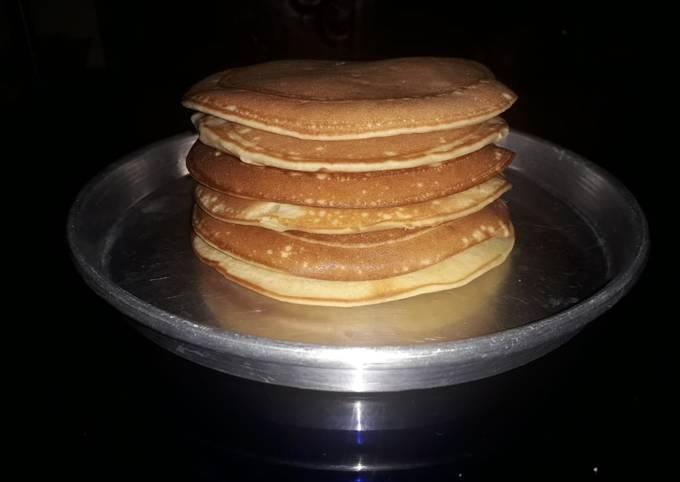 Pancake resep simple