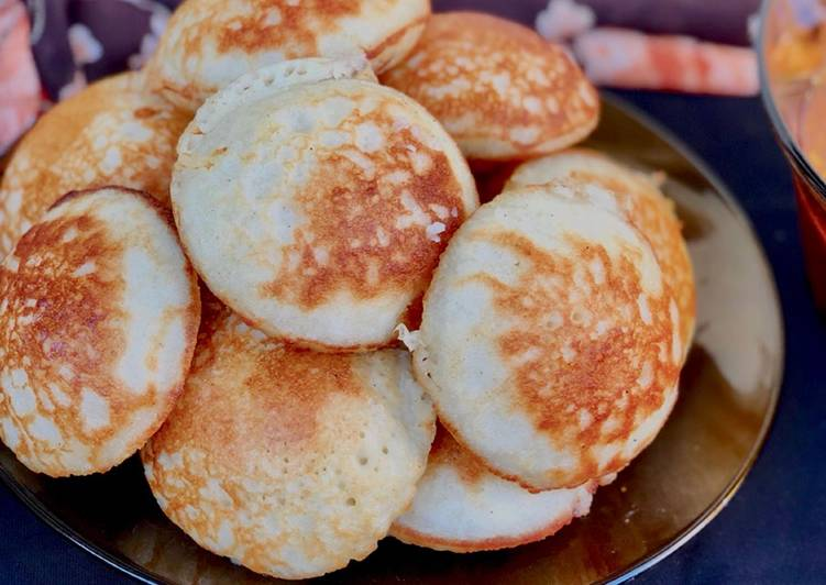 masa - foods to try in Nigeria
