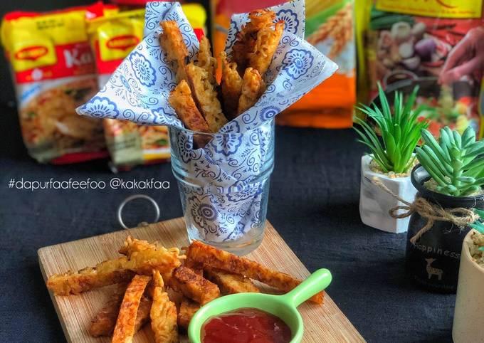 Mushroom & Maggi Fries