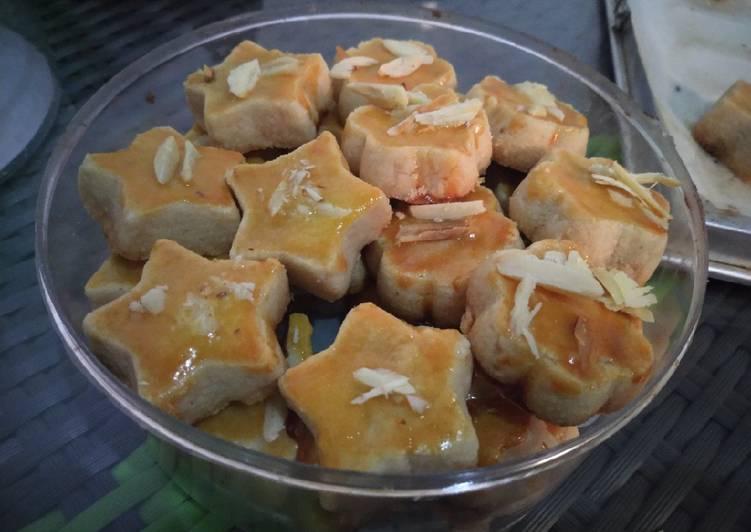 Resep: Lezat Kue Kacang Gurih 🥜🥜🥜