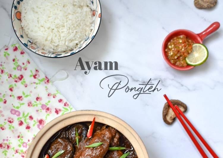 Ayam Pongteh - velavinkabakery.com